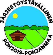 Järjestoystävällinen Pohjois-Pohjanmaa -kampanjan logo